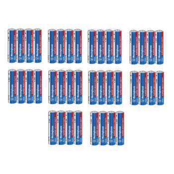 باتری نیم قلمی وستینگ هاوس مدل Super Heavy Duty بسته 40 عددی