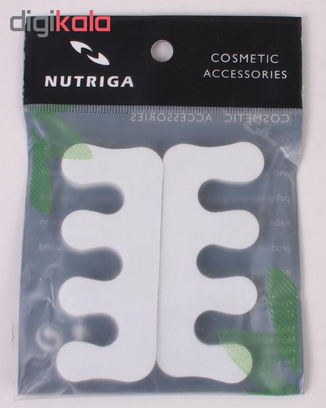 جدا کننده انگشت پا نوتریگا مدل 20009 بسته 2 عددی