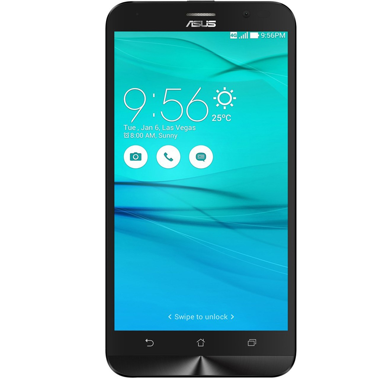 گوشی موبایل ایسوس مدل Zenfone Go ZB500KG دو سیم کارت ظرفیت 8 گیگابایت - با برچسب قیمت مصرف کننده