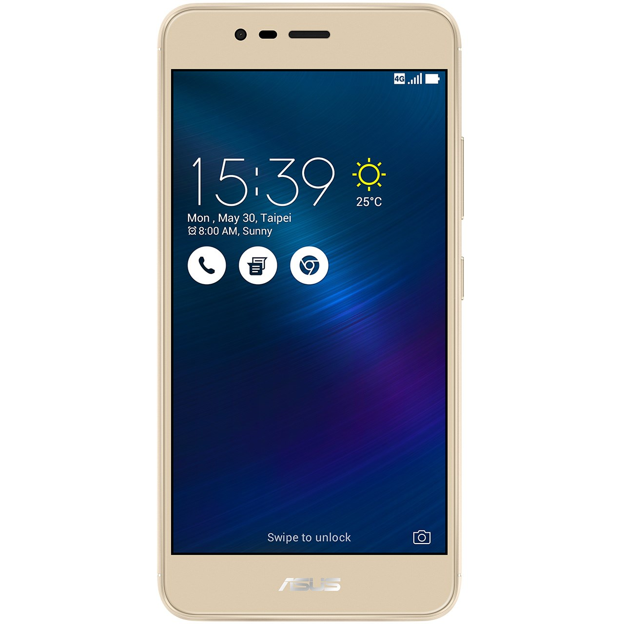 گوشی موبایل ایسوس مدل Zenfone 3 Max ZC520TL دو سیم کارت ظرفیت 32 گیگابایت  - با برچسب قیمت مصرف کننده