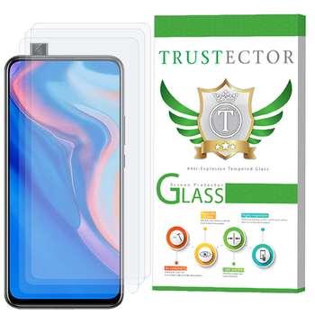محافظ صفحه نمایش تراستکتور مدل GLS مناسب برای گوشی موبایل هوآوی Y9 Prime 2019 بسته 3 عددی