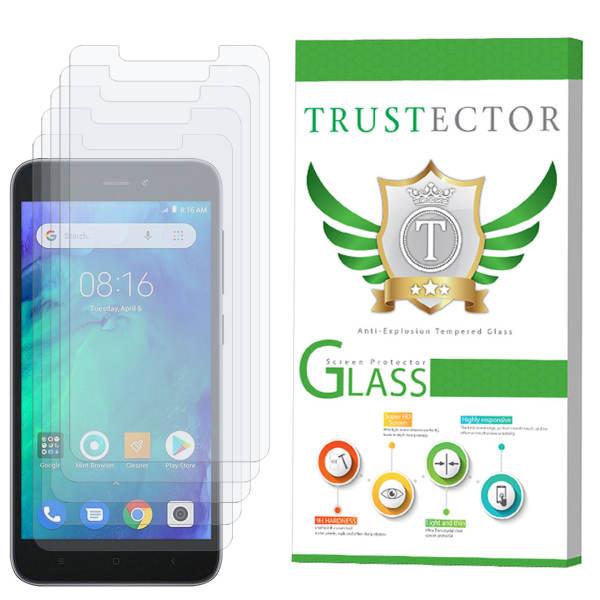 محافظ صفحه نمایش تراستکتور مدل GLS مناسب برای گوشی موبایل شیائومی Redmi Go بسته 5 عددی