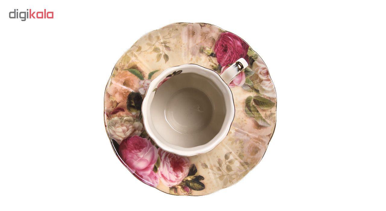 سرویس چای خوری 12 پارچه کد 1036