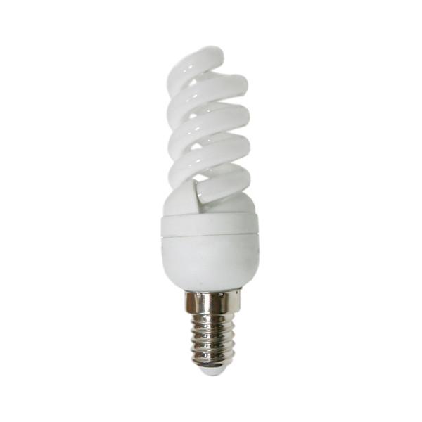 لامپ کم مصرف 9 وات خزرشید مدل P90 پایه E14