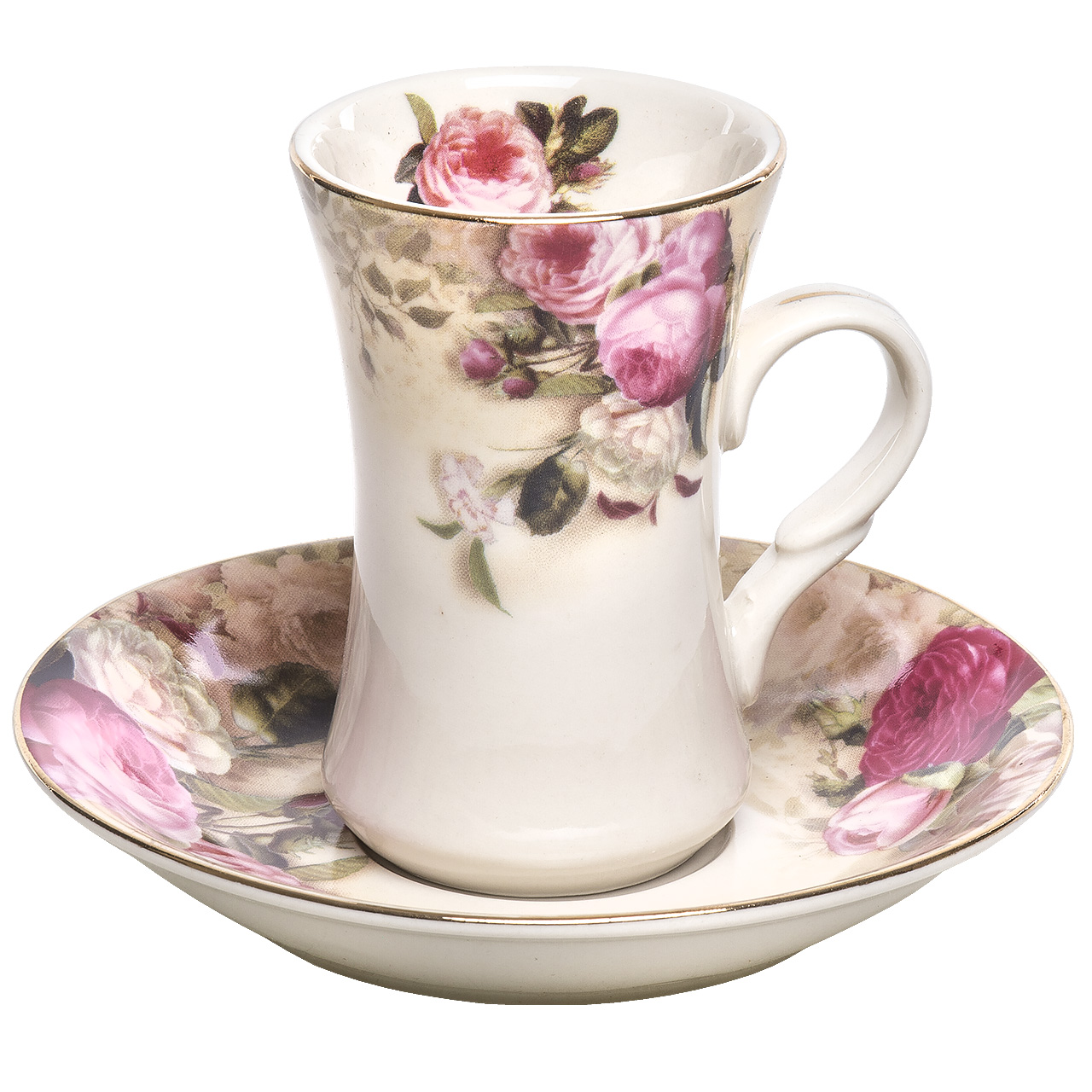 عکس سرویس چای خوری 12 پارچه کد 1035