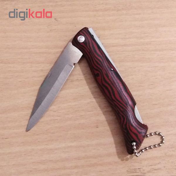 چاقو سفری کد CHS 01