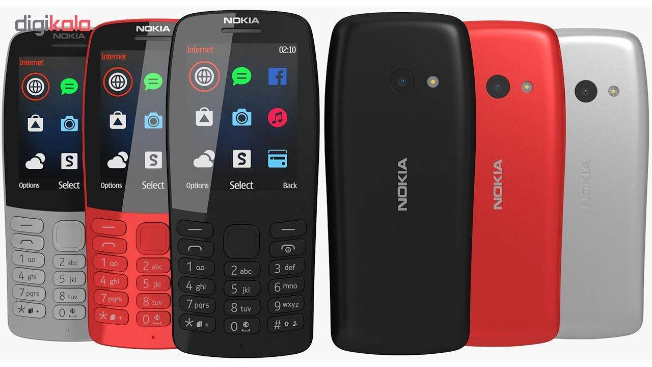 گوشی موبایل نوکیا مدل 210 دو سیم کارت main 1 7