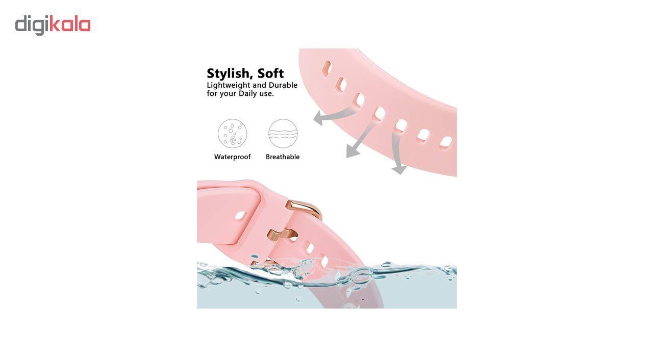 بند مدل Si-42 مناسب برای ساعت هوشمند سامسونگ Gear S2 Classic / Galaxy Watch Active main 1 3