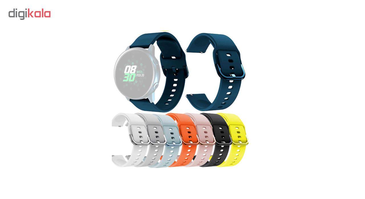 بند مدل Si-42 مناسب برای ساعت هوشمند سامسونگ Gear S2 Classic / Galaxy Watch Active main 1 5