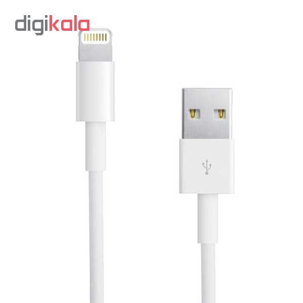 کابل تبدیل USB به لایتنینگ نافومی مدل TC002 طول 1 متر