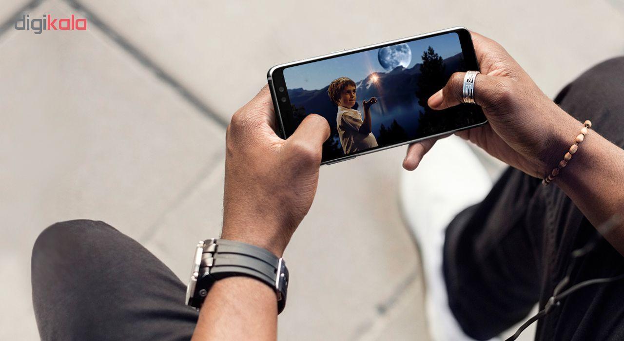 گوشی موبایل سامسونگ مدل Galaxy A8 (2018) دو سیمکارت main 1 7