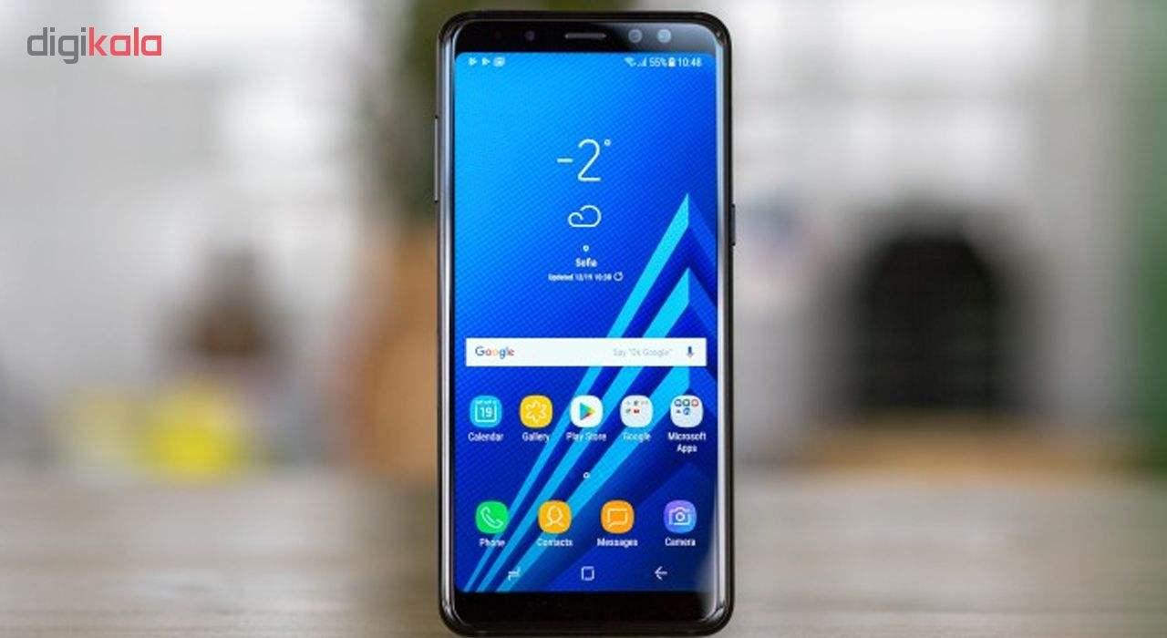 گوشی موبایل سامسونگ مدل Galaxy A8 (2018) دو سیمکارت main 1 8