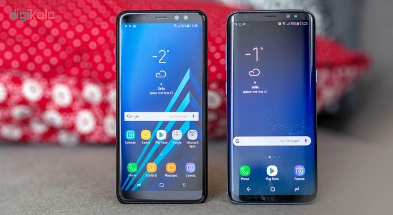 گوشی موبایل سامسونگ مدل Galaxy A8 (2018) دو سیمکارت main 1 9