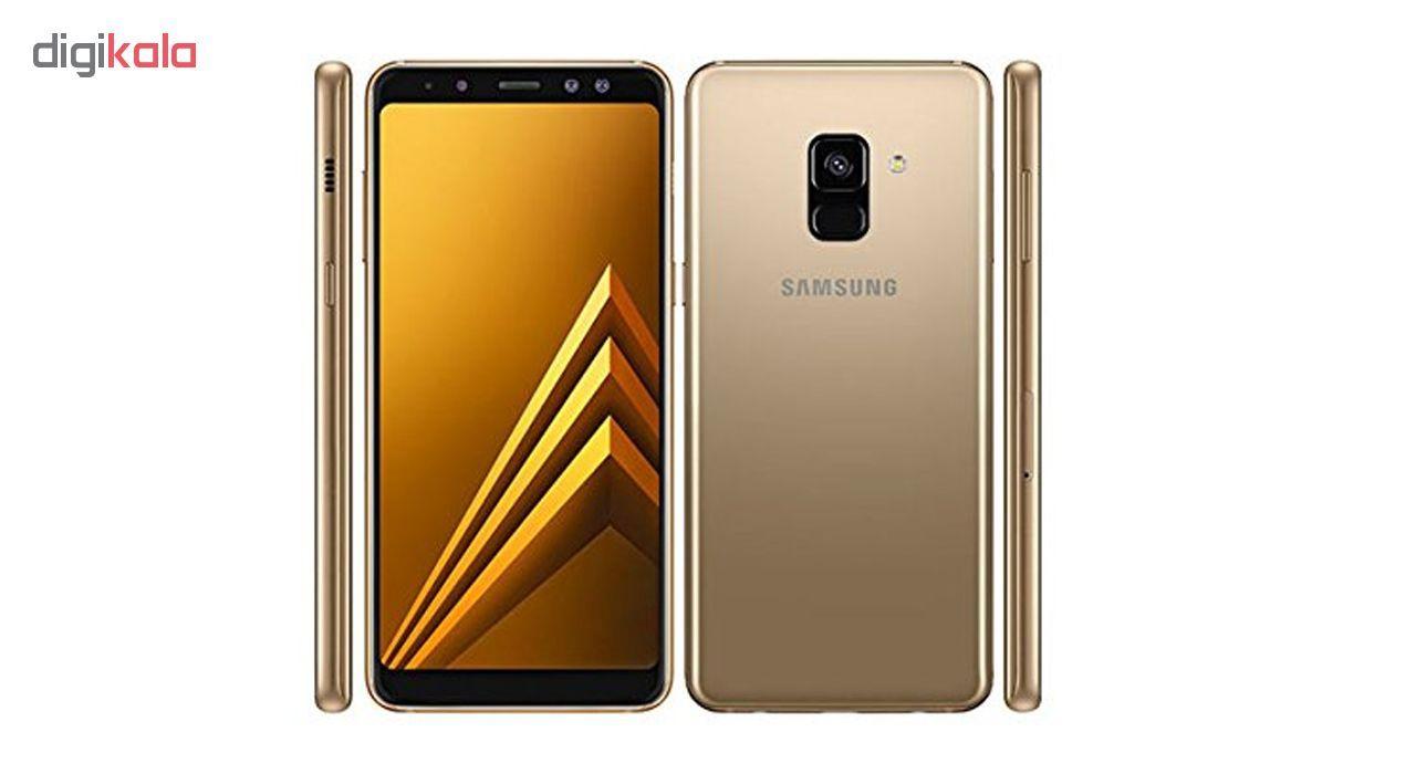 گوشی موبایل سامسونگ مدل Galaxy A8 (2018) دو سیمکارت main 1 10