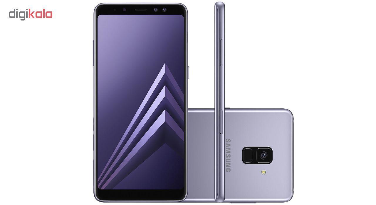 گوشی موبایل سامسونگ مدل Galaxy A8 (2018) دو سیمکارت main 1 11