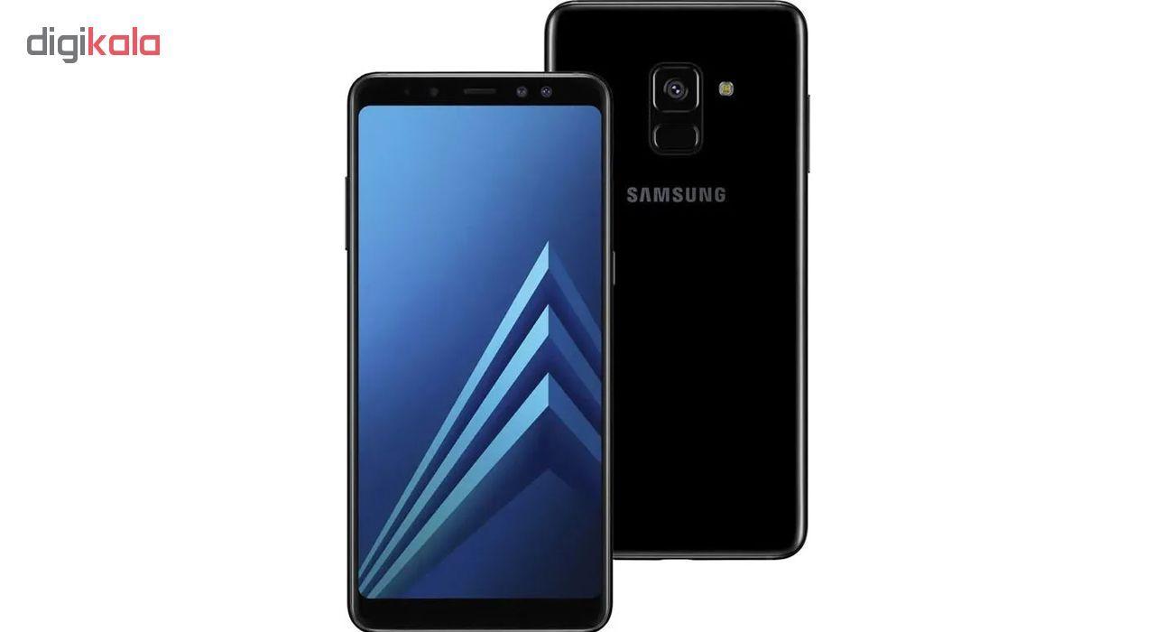 گوشی موبایل سامسونگ مدل Galaxy A8 (2018) دو سیمکارت main 1 12