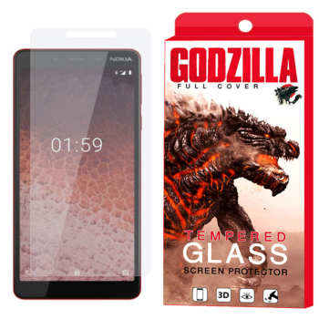محافظ صفحه نمایش گودزیلا مدل GGS مناسب برای گوشی موبایل نوکیا 1Plus