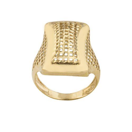 انگشتر طلا 18 عیار زنانه کد R157