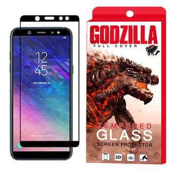 محافظ صفحه نمایش گودزیلا مدل GGF مناسب برای گوشی موبایل سامسونگ Galaxy A6 2018