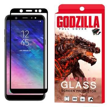 محافظ صفحه نمایش گودزیلا مدل GGF مناسب برای گوشی موبایل سامسونگ Galaxy A6 Plus 2018