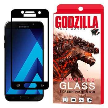 محافظ صفحه نمایش گودزیلا مدل GGF مناسب برای گوشی موبایل سامسونگ Galaxy A7 2017