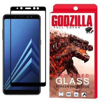محافظ صفحه نمایش گودزیلا مدل GGF مناسب برای گوشی موبایل سامسونگ Galaxy A8 2018