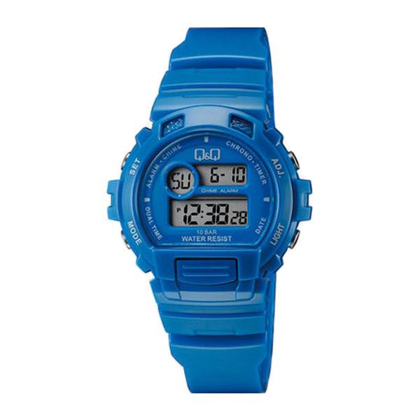 ساعت مچی دیجیتال دخترانه کیو اند کیو کد M153J006Y