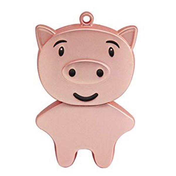 بررسی و خرید [با تخفیف]                                     فلش مموری طرح خوک مدل Ul-P01 ظرفیت 8 گیگابایت                             اورجینال