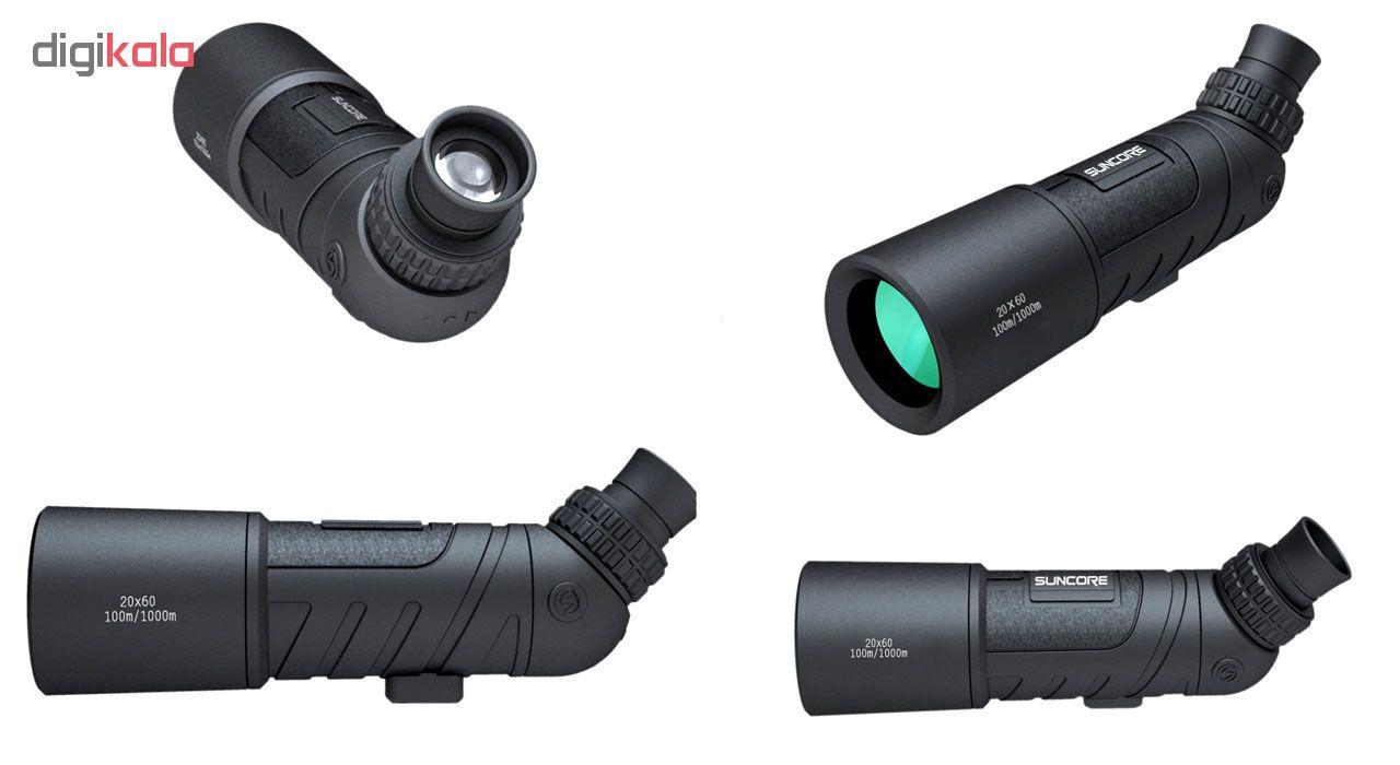 دوربین تک چشمی مدل 20×60
