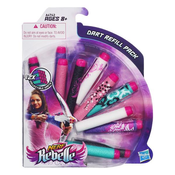 تیر یدک نرف مدل   Rebelle بسته 12 عددی