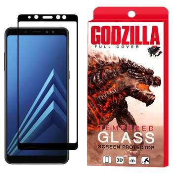 محافظ صفحه نمایش گودزیلا مدل GGF مناسب برای گوشی موبایل سامسونگ Galaxy A8 Plus 2018