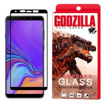 محافظ صفحه نمایش گودزیلا مدل GGF مناسب برای گوشی موبایل سامسونگ Galaxy A9 2018