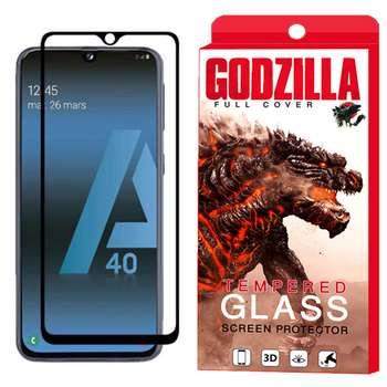 محافظ صفحه نمایش گودزیلا مدل GGF مناسب برای گوشی موبایل سامسونگ Galaxy A40