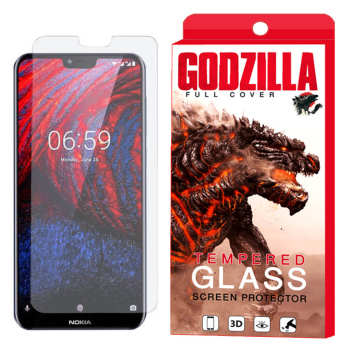 محافظ صفحه نمایش گودزیلا مدل GGS مناسب برای گوشی موبایل نوکیا X6 /  6.1 Plus