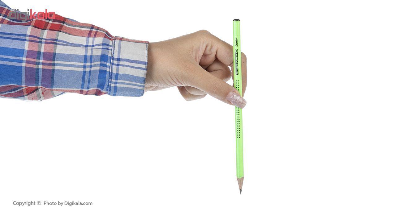 مداد مشکی ایمر مدل JM034 بسته 12 عددی main 1 1