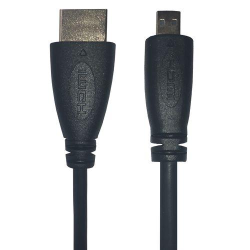 کابل تبدیل HDMI به MicroHDMI مدل AV-USB01 طول 1.5 متر