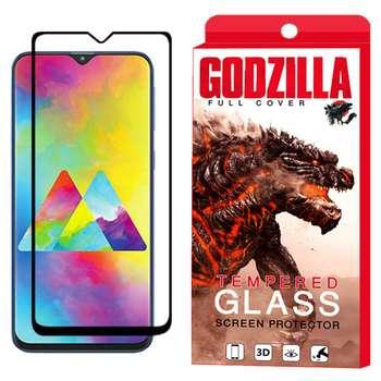 محافظ صفحه نمایش گودزیلا مدل GGF مناسب برای گوشی موبایل سامسونگ Galaxy M20