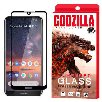 محافظ صفحه نمایش گودزیلا مدل GGF مناسب برای گوشی موبایل نوکیا  3.2