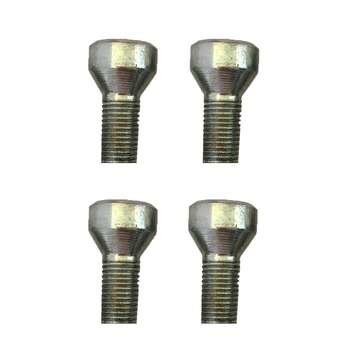 قفل رینگ چرخ ماهان مدل T05 بسته 4 عددی
