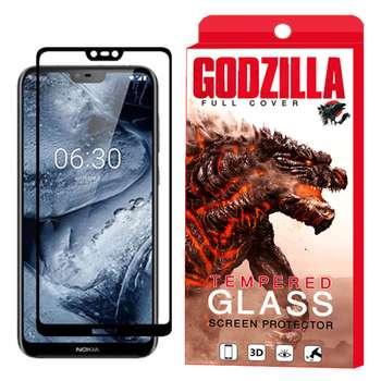 محافظ صفحه نمایش گودزیلا مدل GGF مناسب برای گوشی موبایل نوکیا Nokia X6/ 6.1 Plus