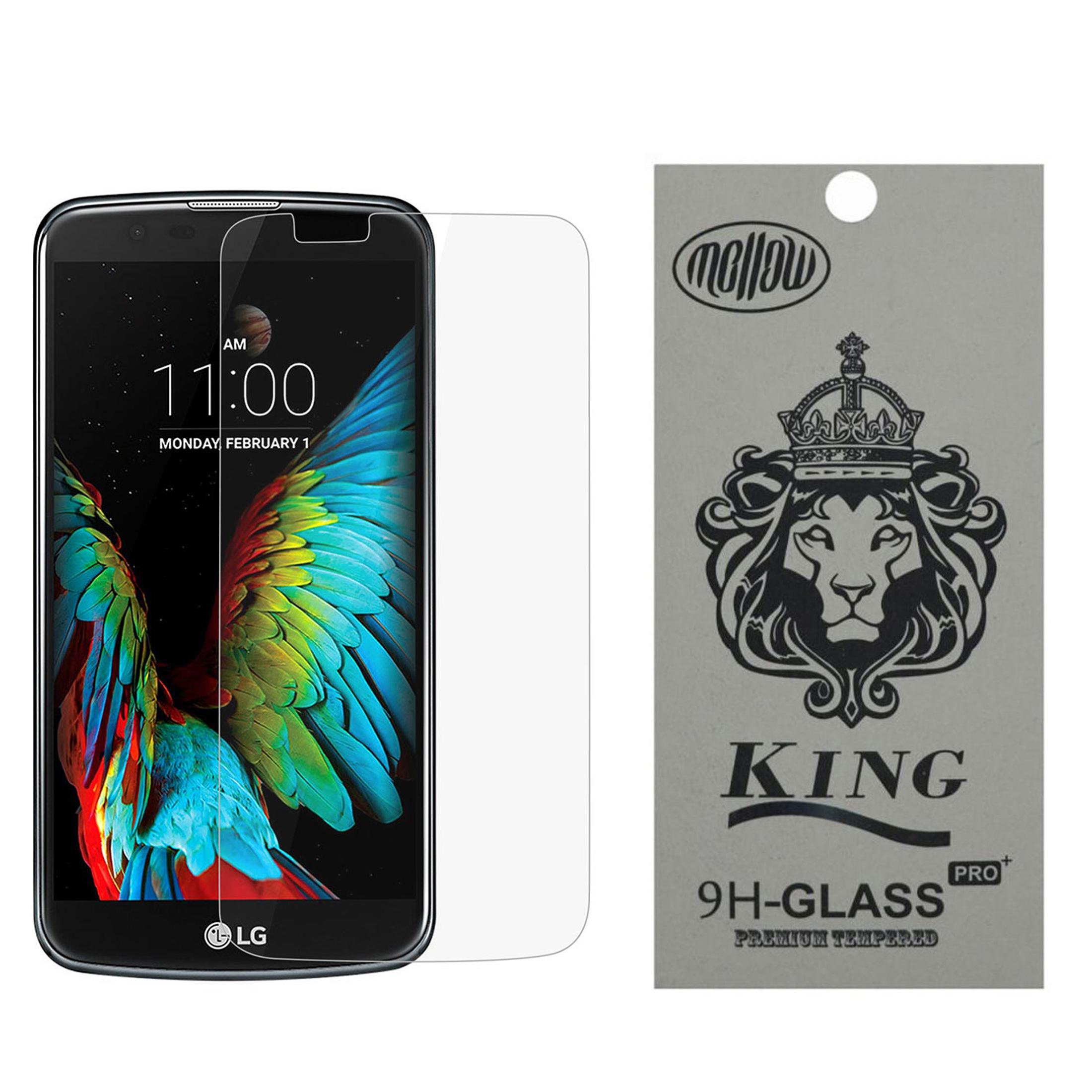 محافظ صفحه نمایش ملو مدل 01-Tm مناسب برای گوشی موبایل ال جی K10 2016