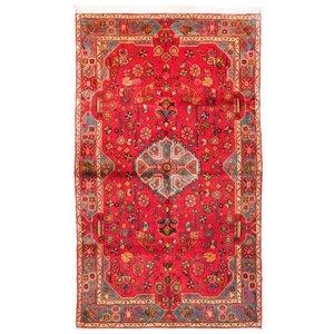 فرش دستباف قدیمی چهار متری سی پرشیا کد 175009