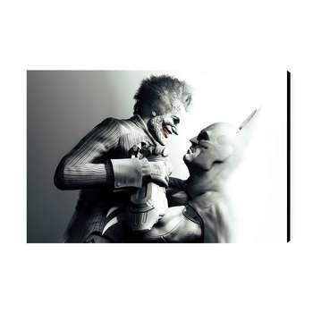 تابلو شاسی طرح Batman vs Joker مدل As1062