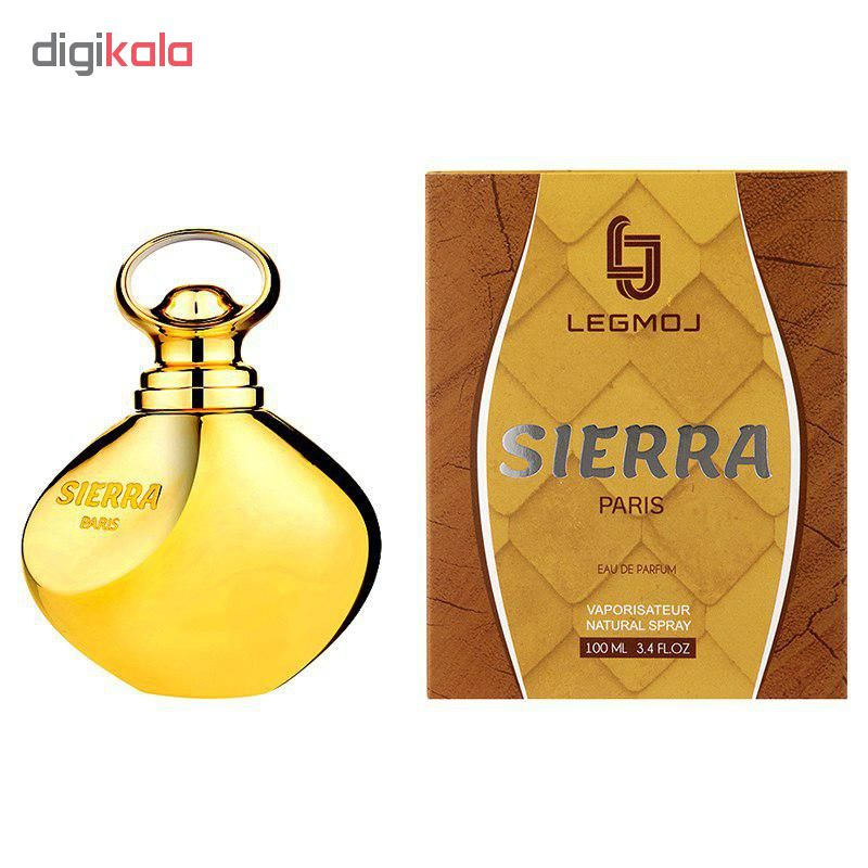 خرید اینترنتی ادو پرفیوم زنانه لغموژ مدل SIERRA حجم 100 میلی لیتر اورجینال