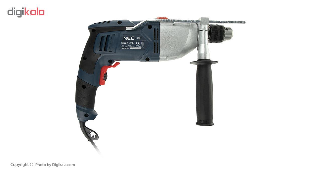 خرید                     دریل چکشی ان ای سی مدل NEC-1331
