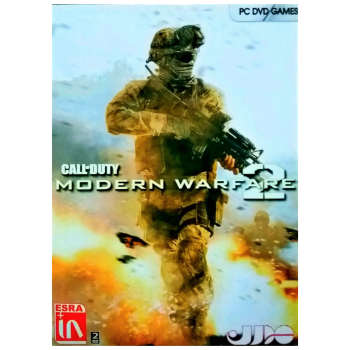 بازی Call Of Duty Modern Wafare 2 مخصوص PC