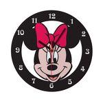 ساعت دیواری کودک ژیوار طرح  Minnie mouse thumb