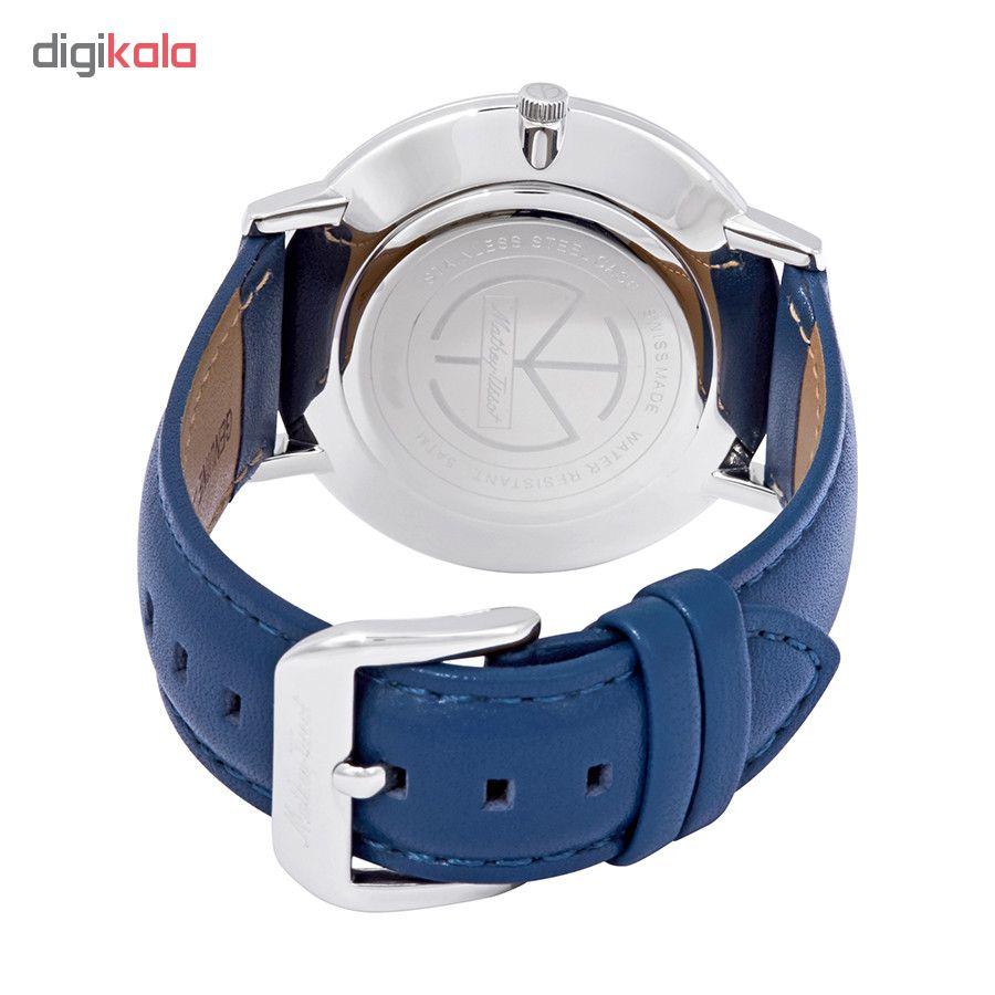 کد تخفیف                                      ساعت مچی عقربه ای مردانه متی تیسوت مدل H7915Abu