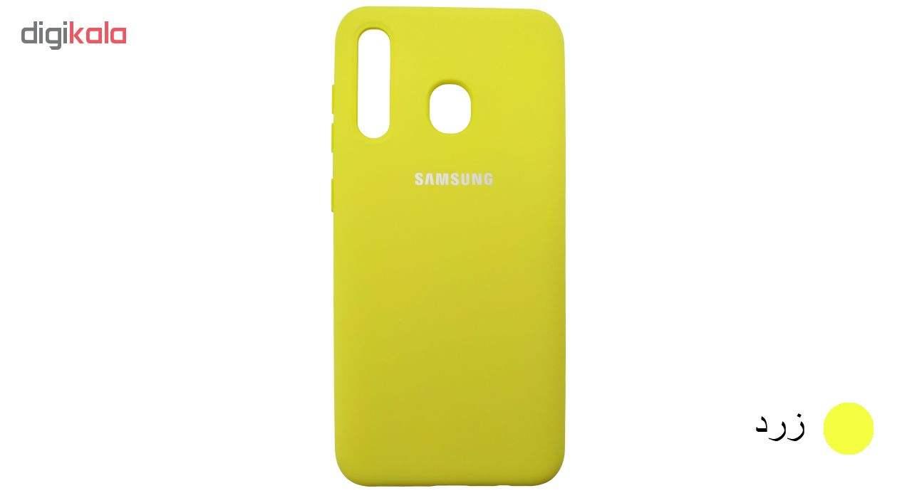 کاور مدل SCN مناسب برای گوشی موبایل سامسونگ Galaxy A30 main 1 6