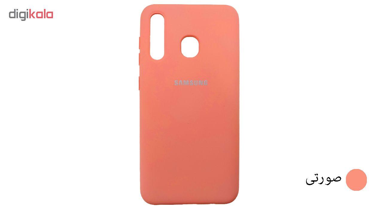 کاور مدل SCN مناسب برای گوشی موبایل سامسونگ Galaxy A30 main 1 7
